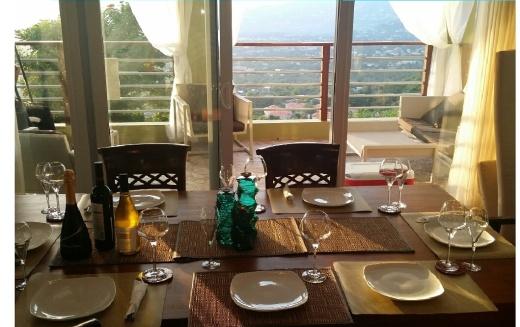 All set for dinner!