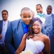 Our wedding day. Three years ago!